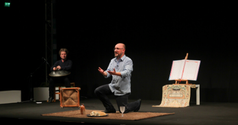 ANNULLATO PER INDISPOSIZIONE DELL' ATTORE!!!👉Pierre e Mohamed | Spettacolo Teatrale